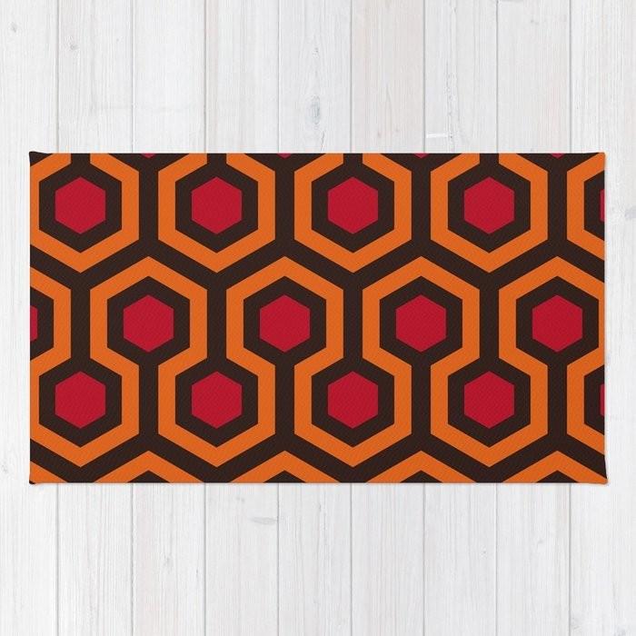 Steve rampton room 237 rugs
