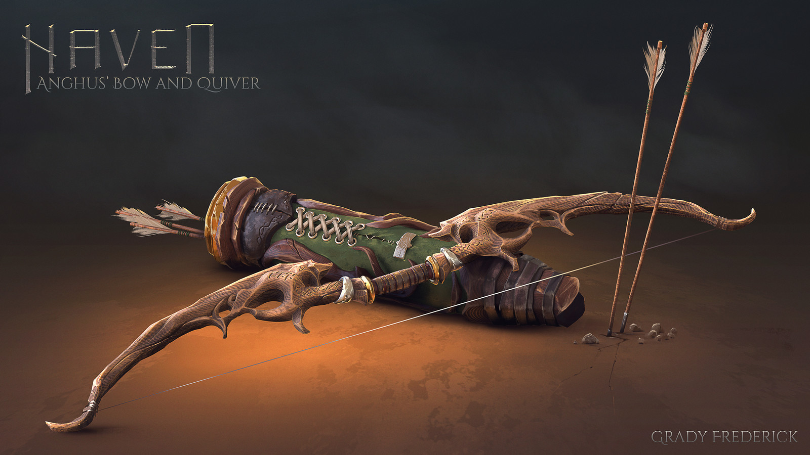 Haven - Anghus' Bow and Quiver