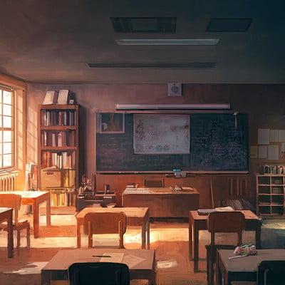 Andreas rocha schoolclassroom01
