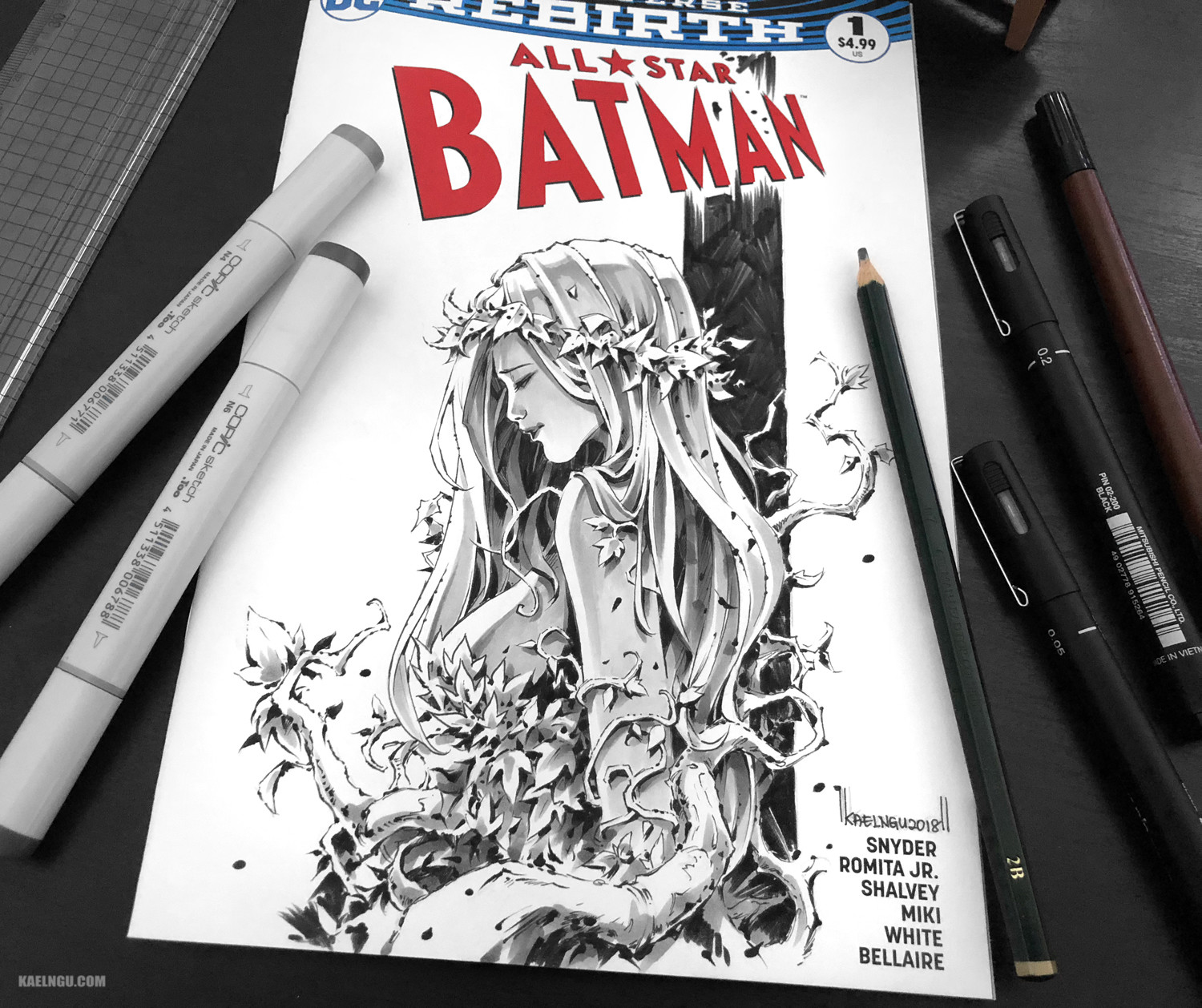 Sketch Covers