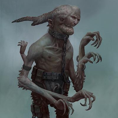 Ben winfield ben winfield creature 01