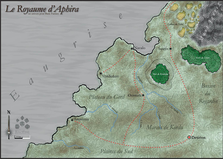 Le Royaume d'Aphira