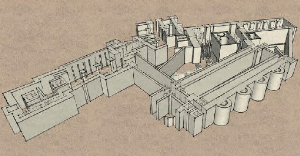 Plan en 3D