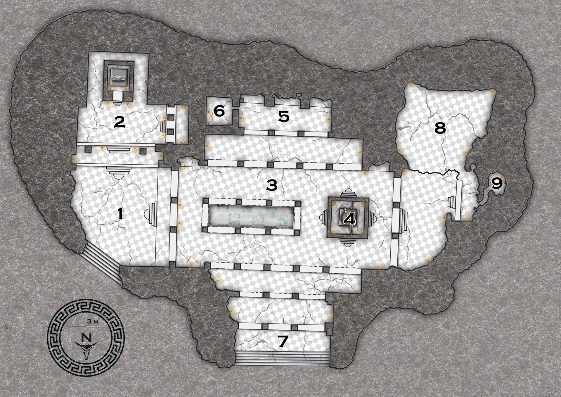 Ronan salieri temple prem x