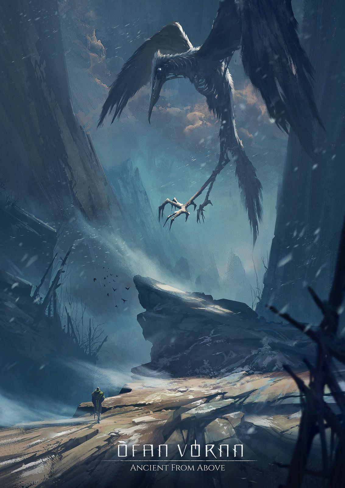 Haven - Ofan Vornn, the Great Crow