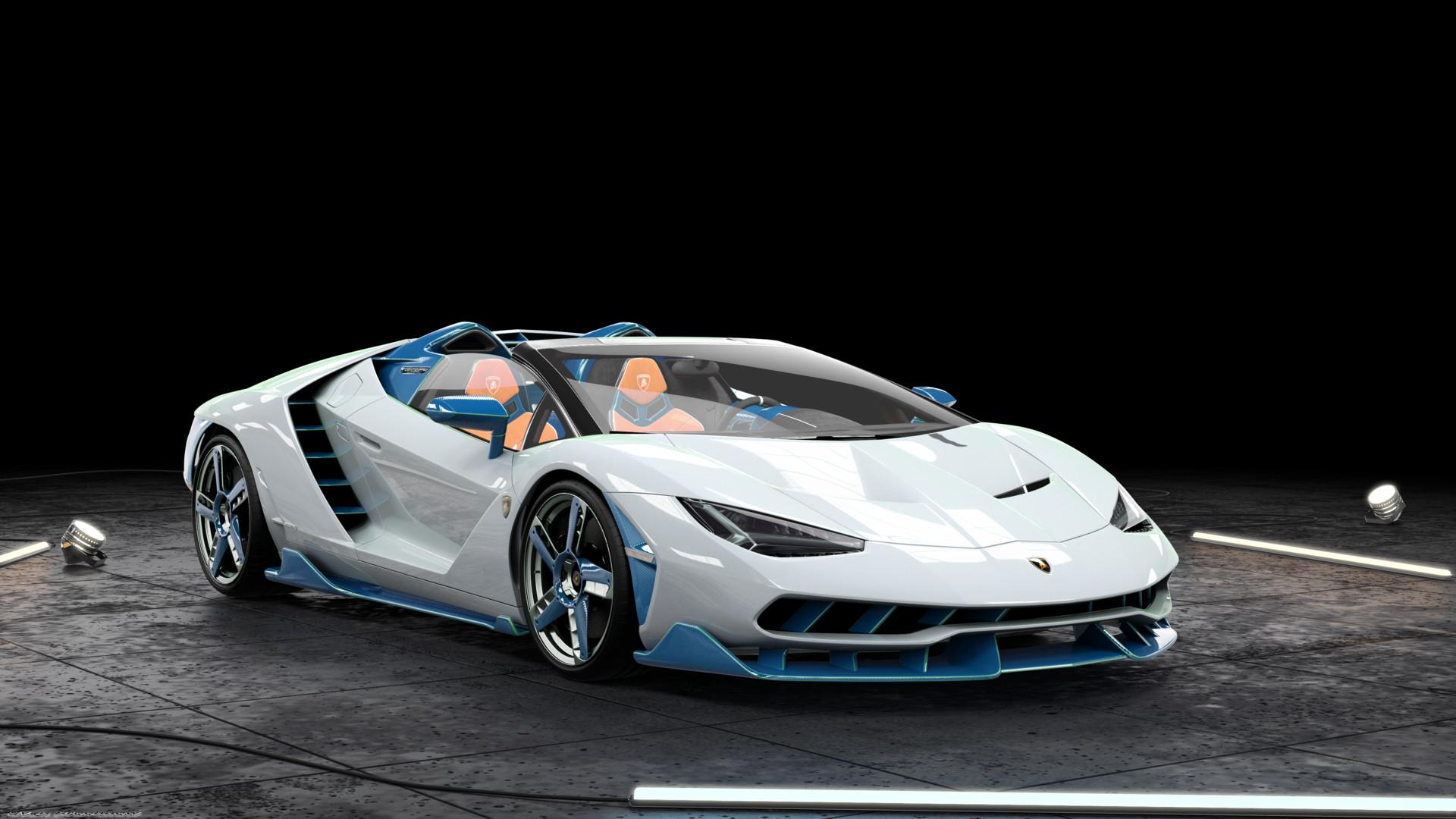 Sven Prochnow Lamborghini Centenario Roadster