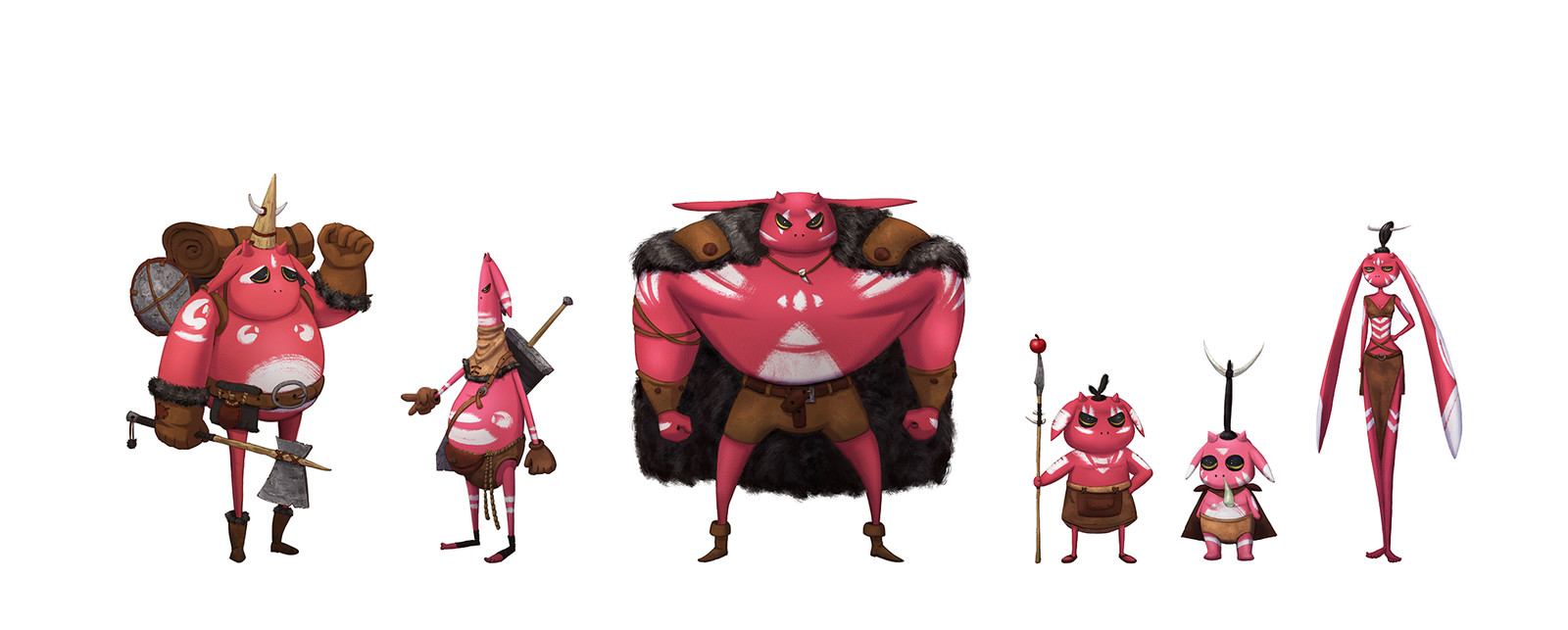 Art Test of Cave Clan