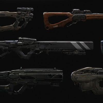 Eddie mendoza gun concepts