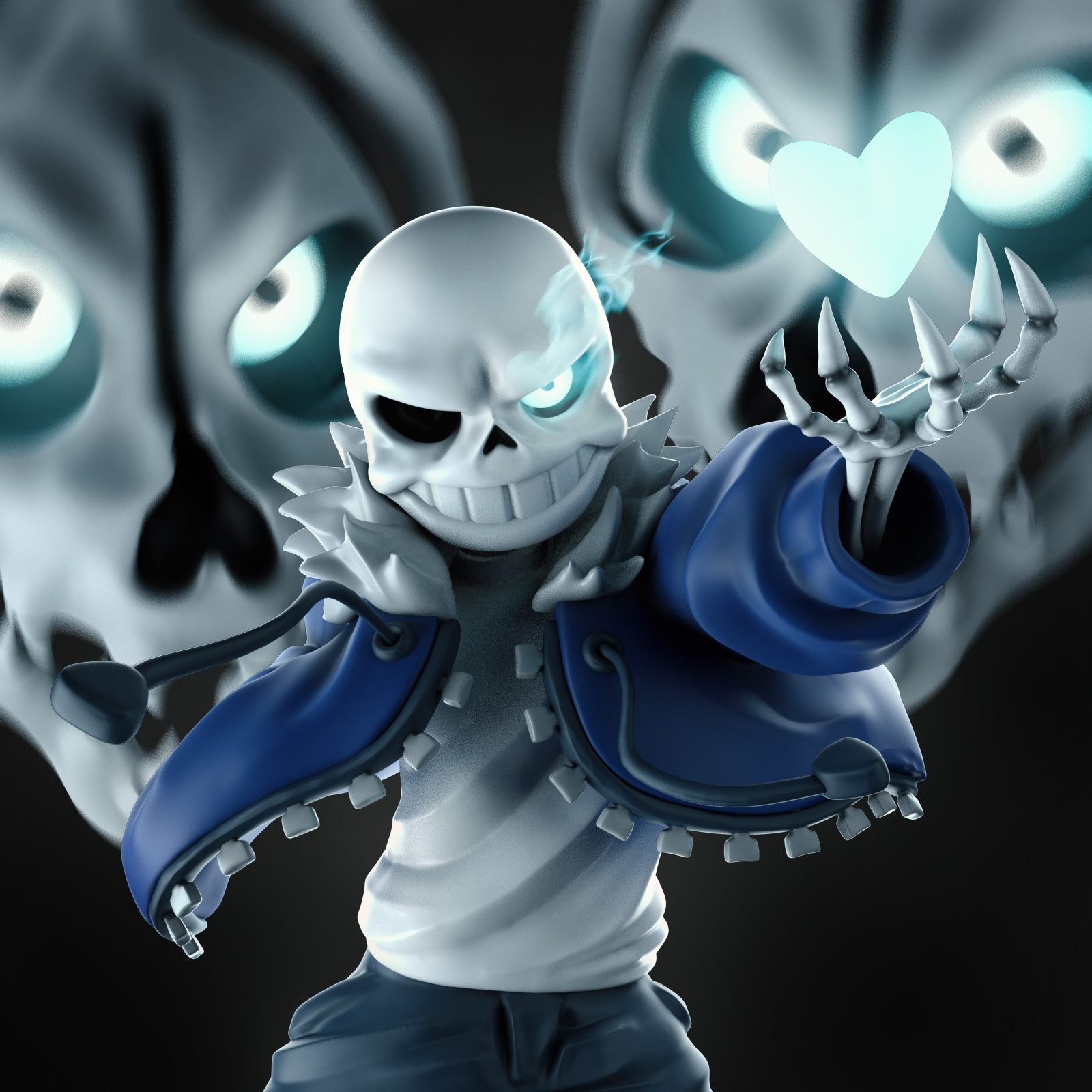 ArtStation - Do you wanna have a bad time?, Hodei Piquer
