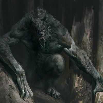Antonio j manzanedo werewolf manzanedo