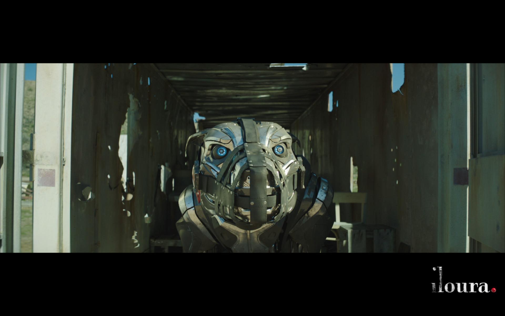 Axl Movie 2018 artstation - a.x.l. - substance painter, ray leung