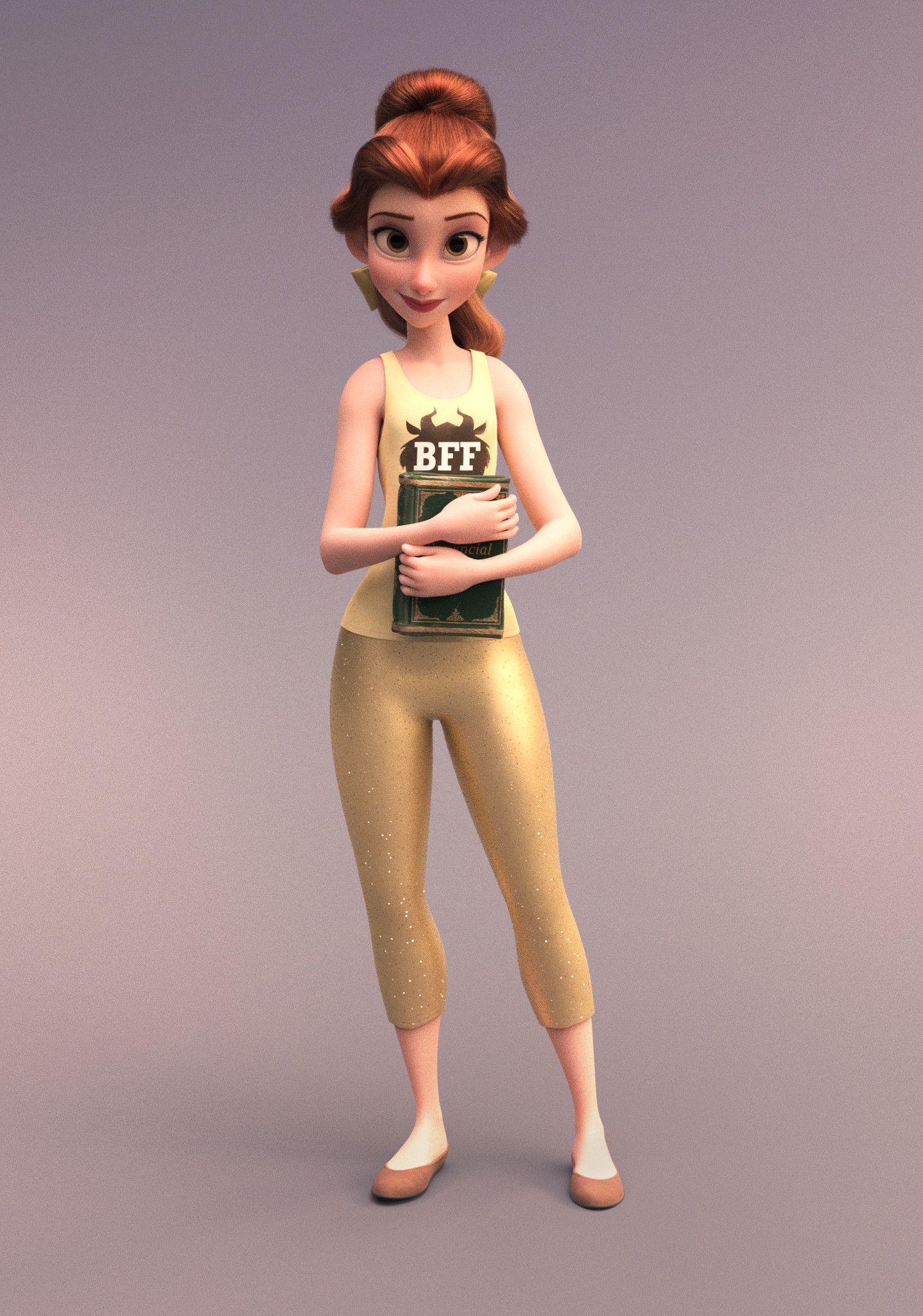 "Les Princesses Disney ""Version Ralph 2.0"" : Vos préférées ? Jay-jackson-bellecasstill-1"