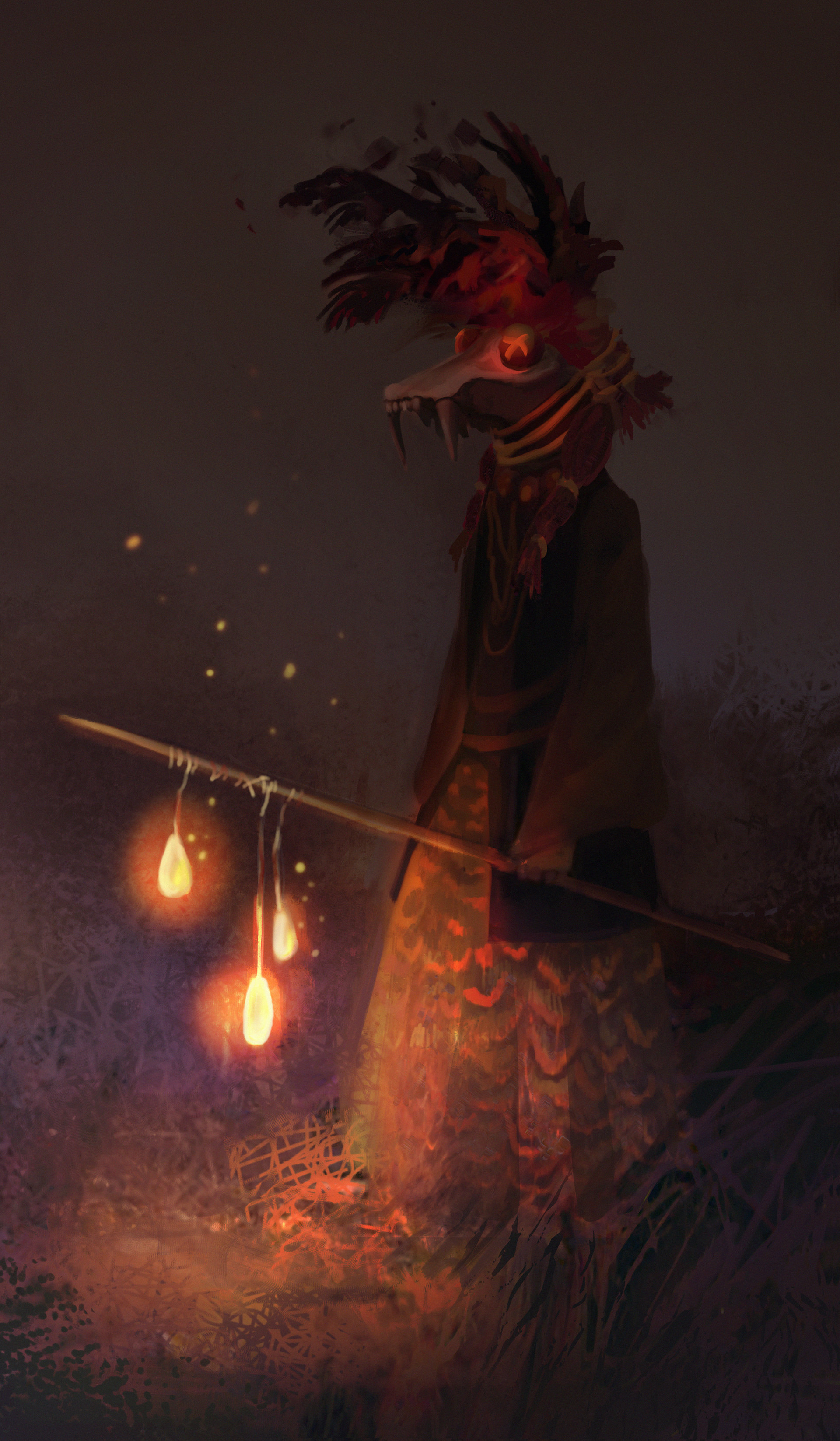 Pat fix ghastly wanderer