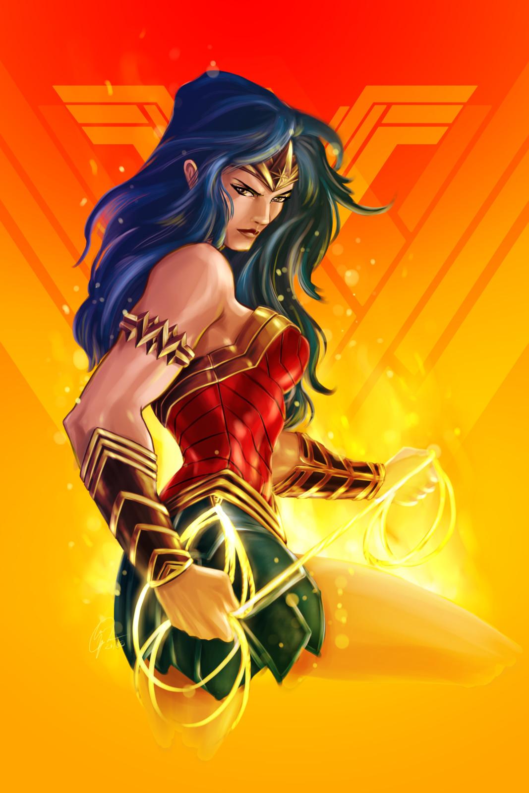 Warrior Princess / Wonder Woman