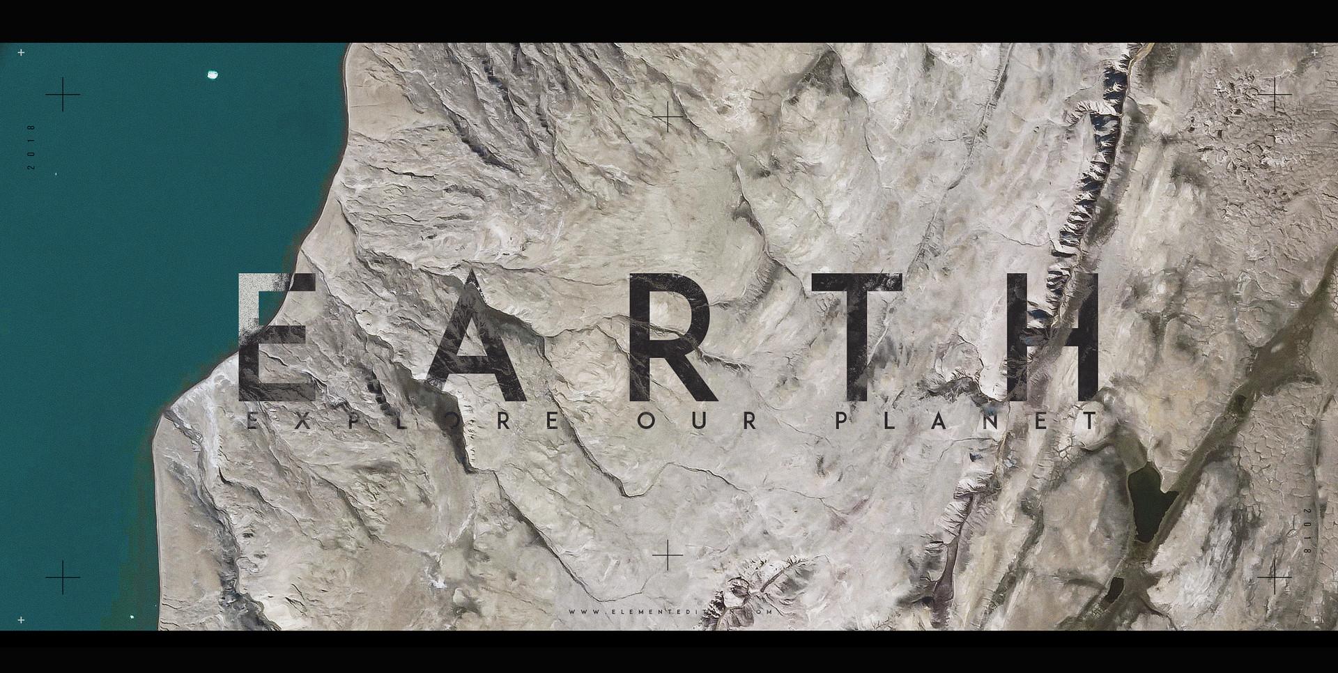 "Visual library ""EARTH"""