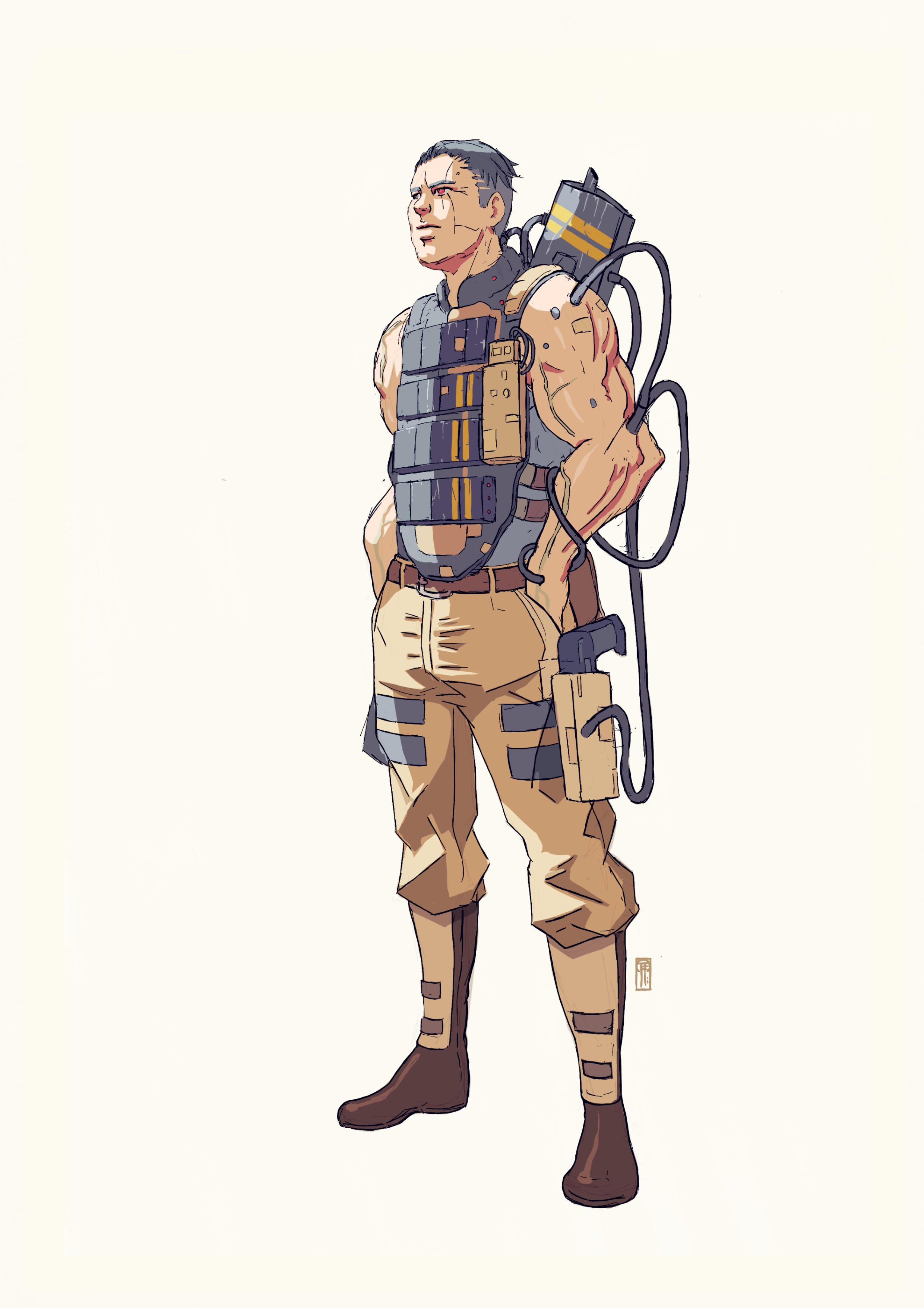 Neo-Osaka special task force