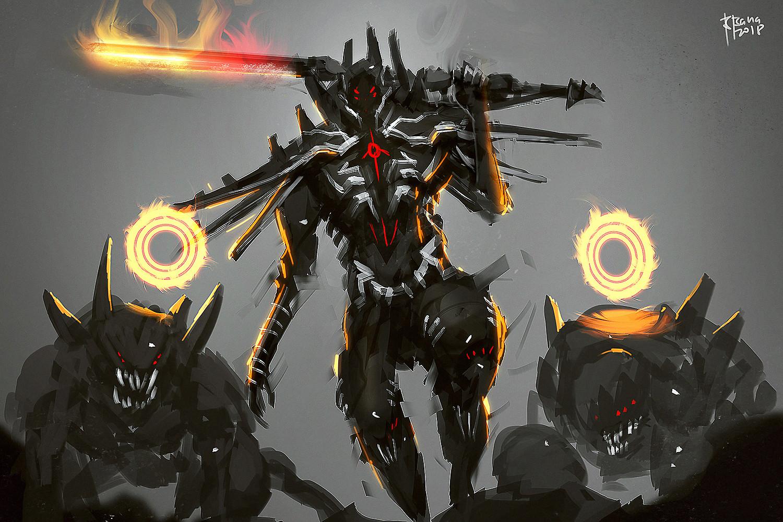 The Last Revenant - Demon King