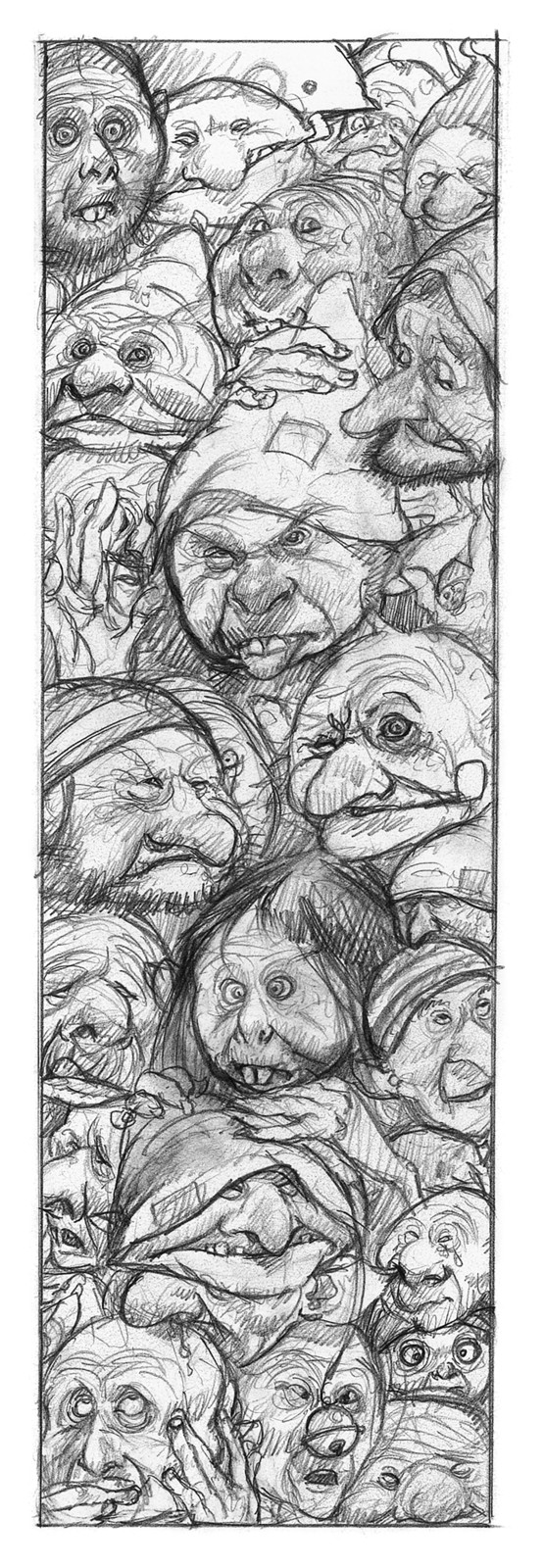 old gnome faces