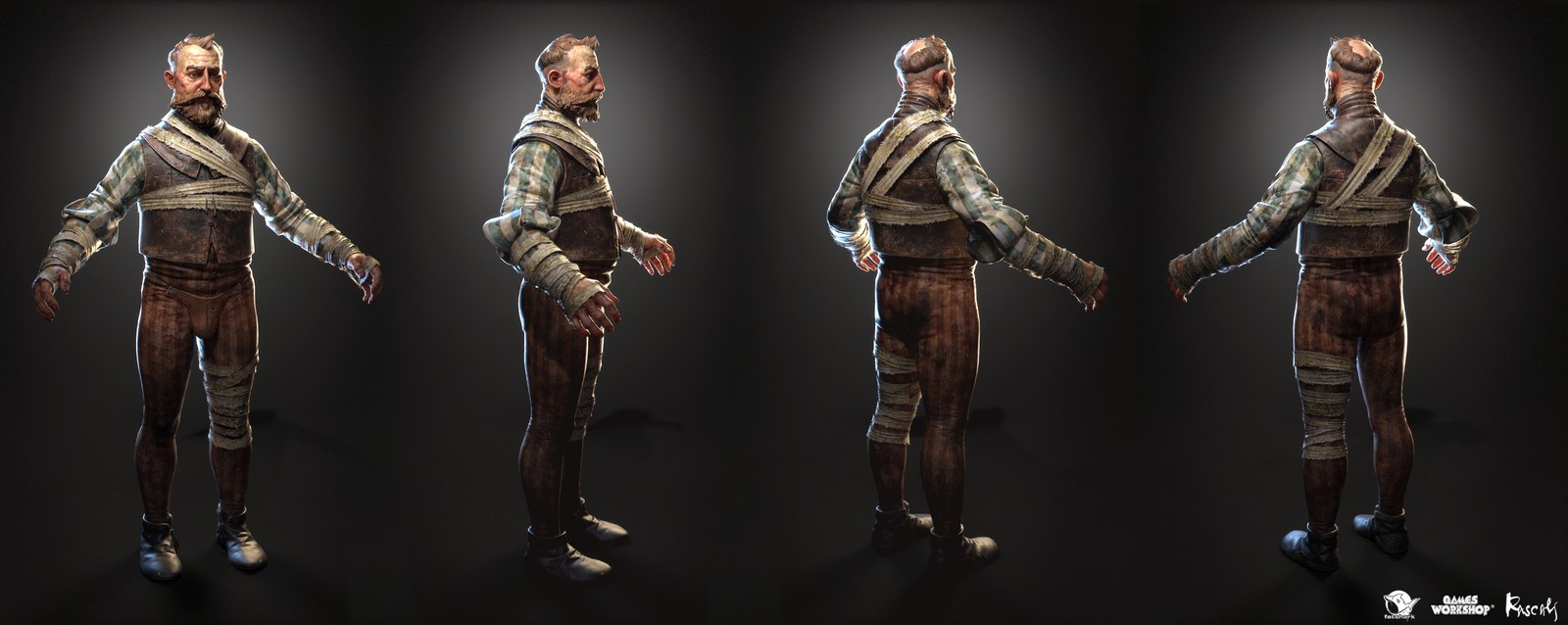 Chaos Prisoner is one of the NPCs of Fatshark's acclaimed co-op action.