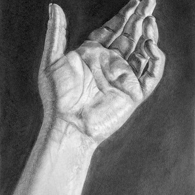 Andrea lacy hand