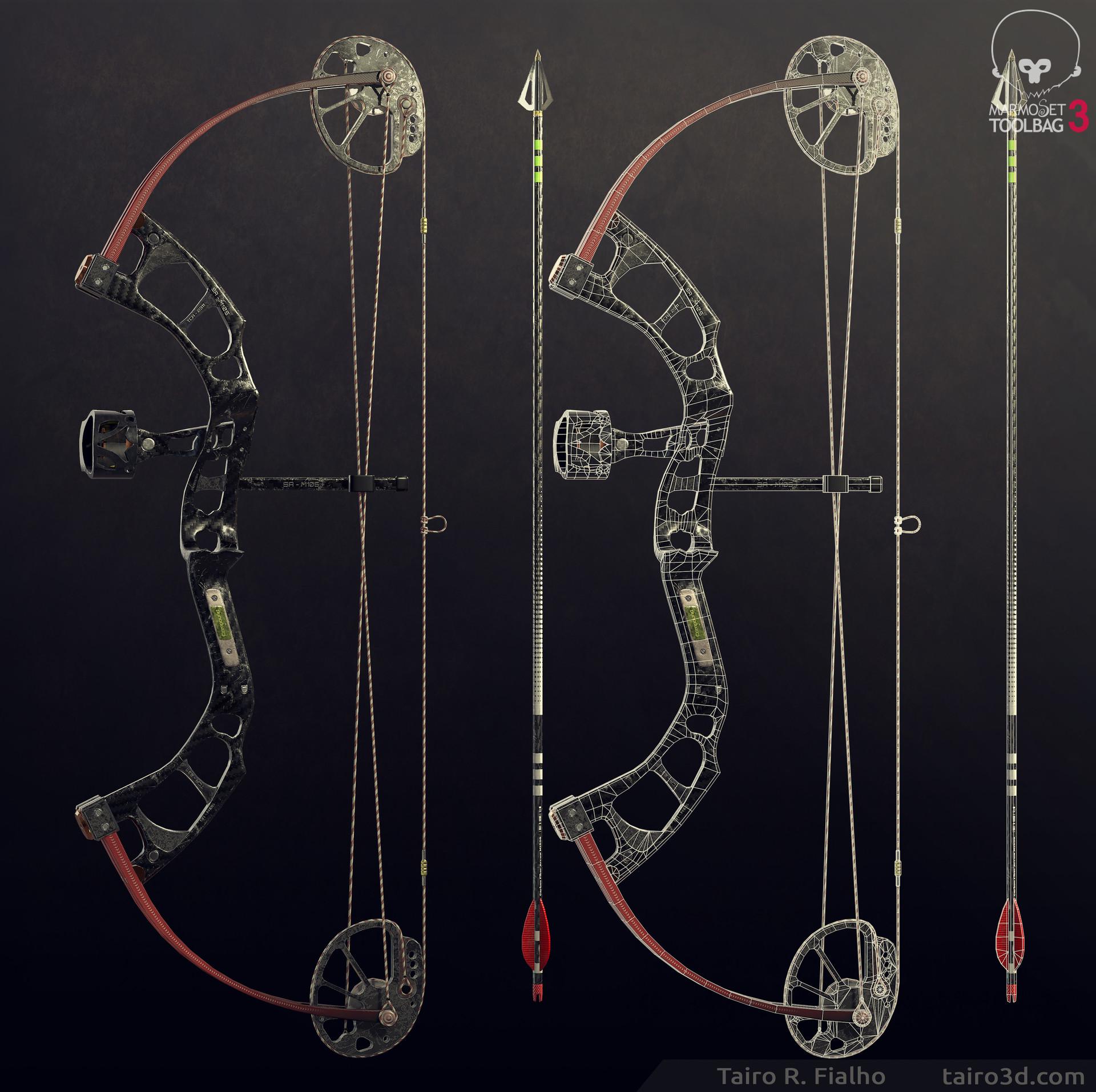 Tairo fialho bow