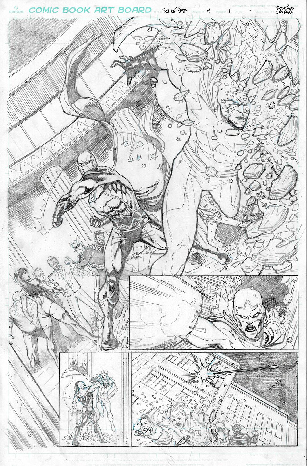 Rodrigo catraca sol de plata page 1 pencils