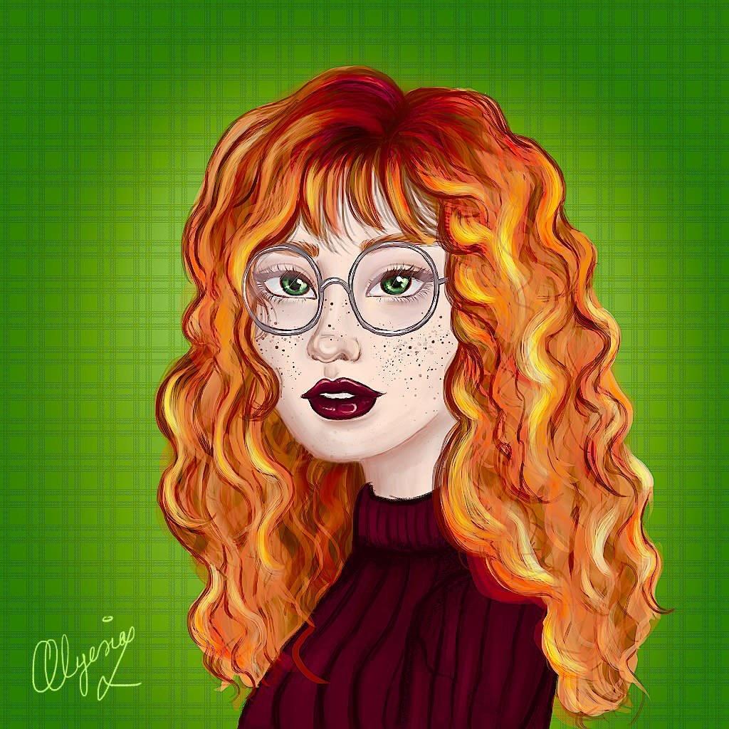 [Original Character] Elorie Woods