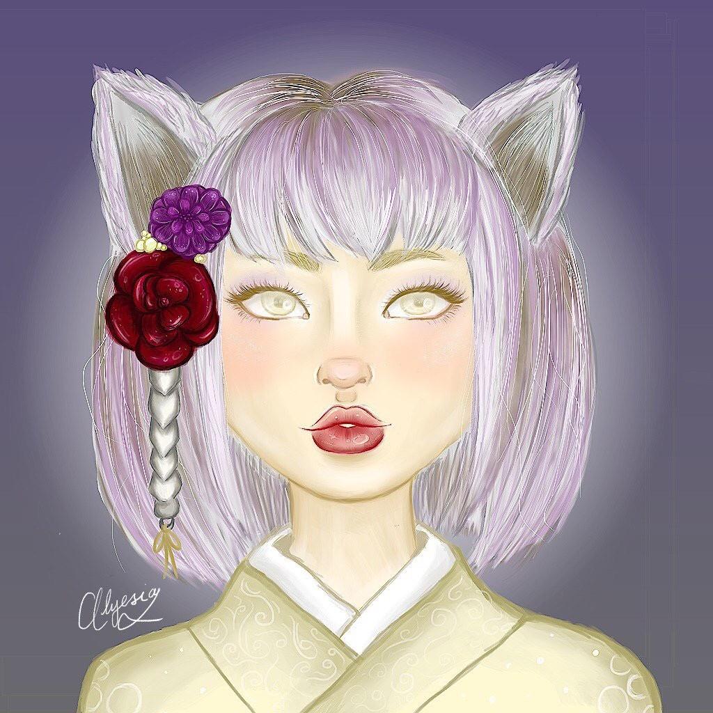 [Original Character] Hisaka Tokigami