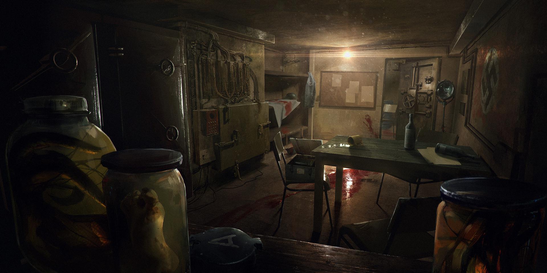 Tokkun studio bunker adbytokkun ca 2b