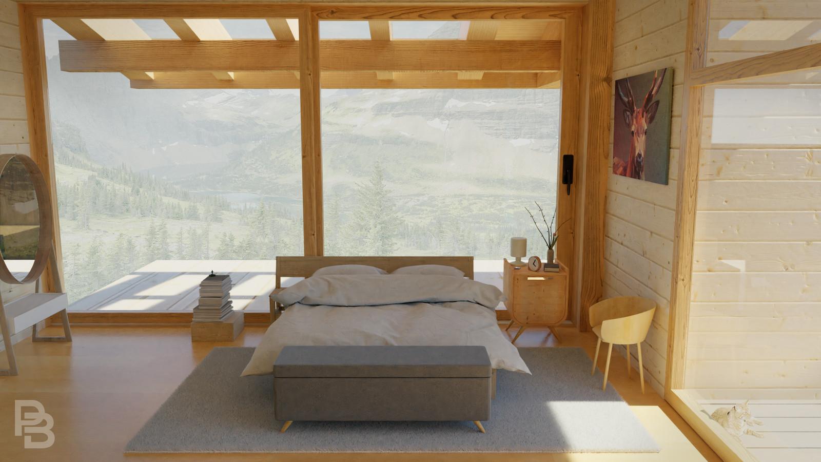 Andújar Bedroom
