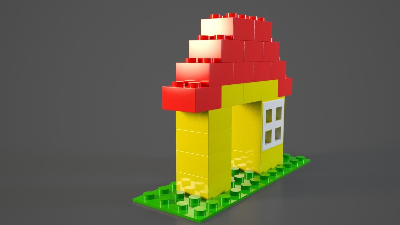 Marta Bessa Lego Duplo House