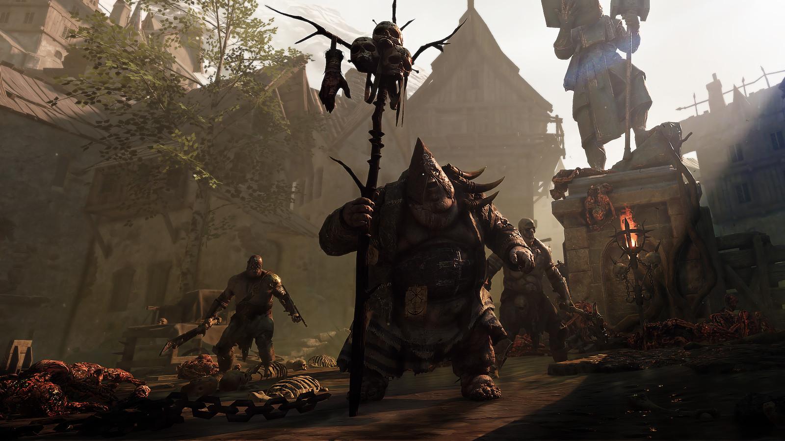 In-game screenshot by Fatshark's marketing team