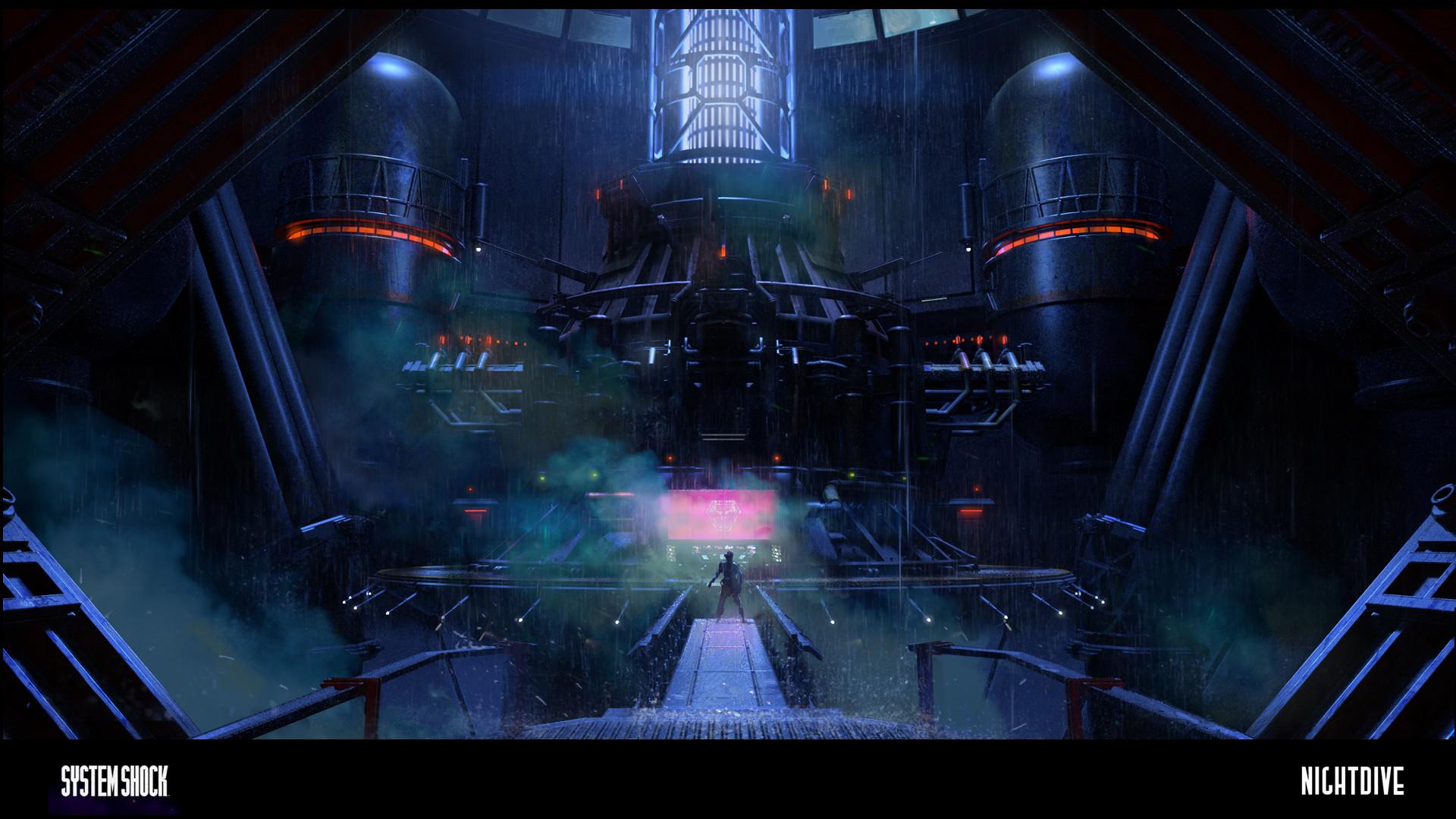 Robert simon reactor concept