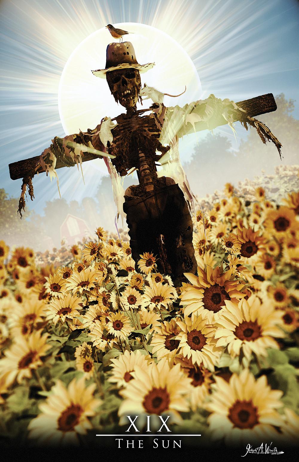 Joseph wraith the sun final 1000