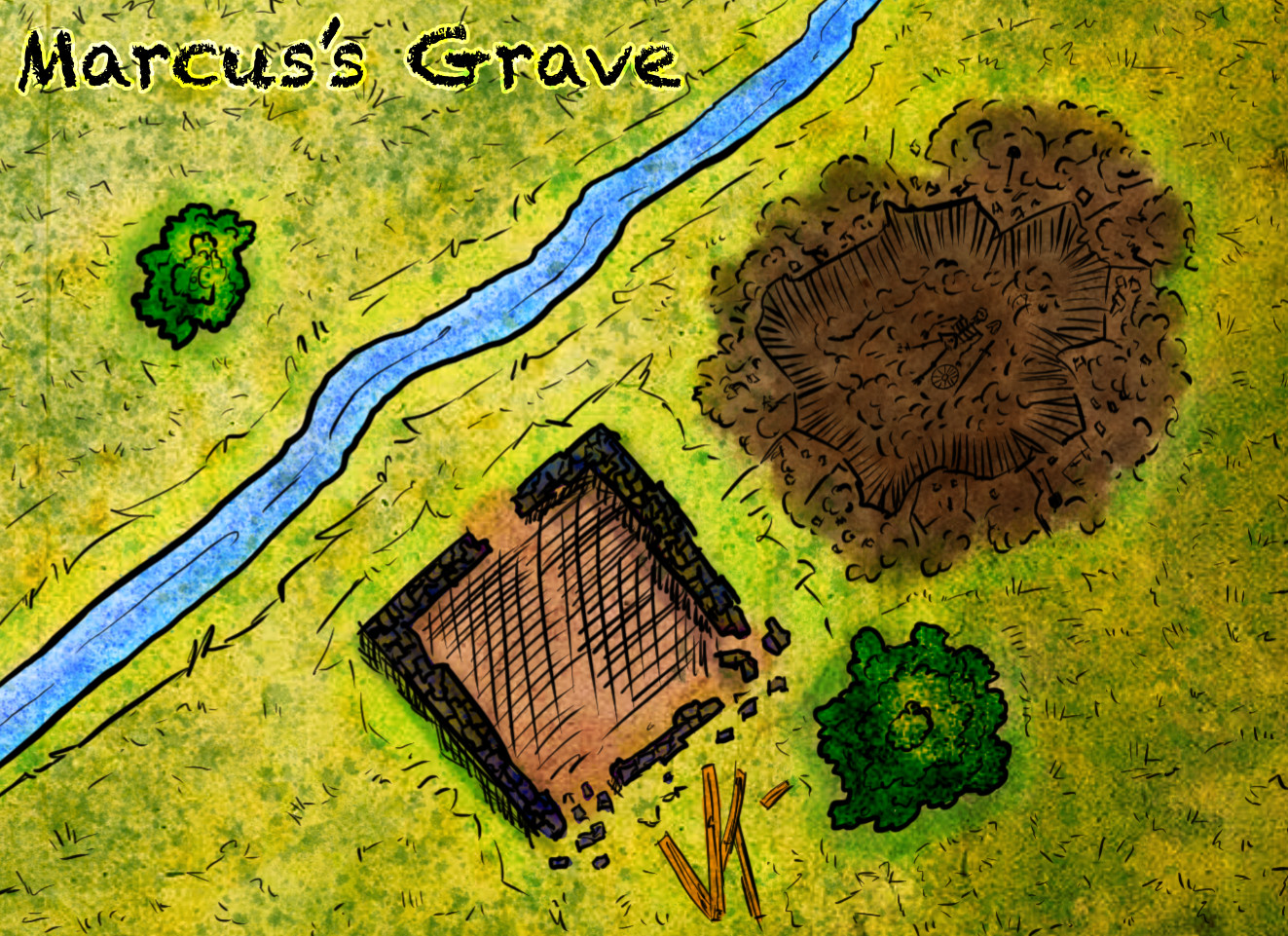 Marcus 's Grave