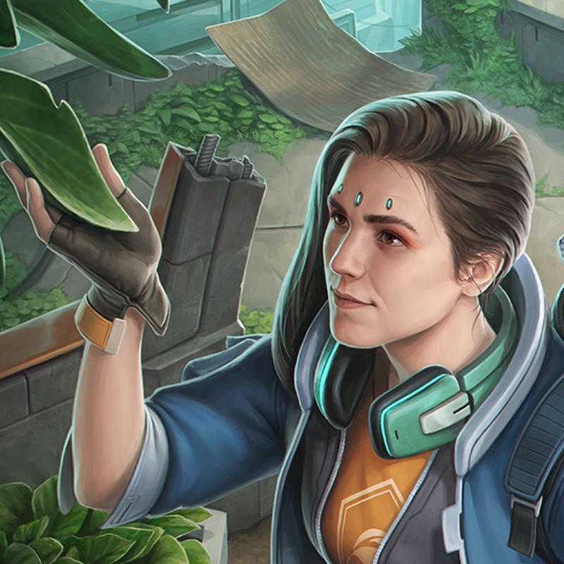Cyber Gardener