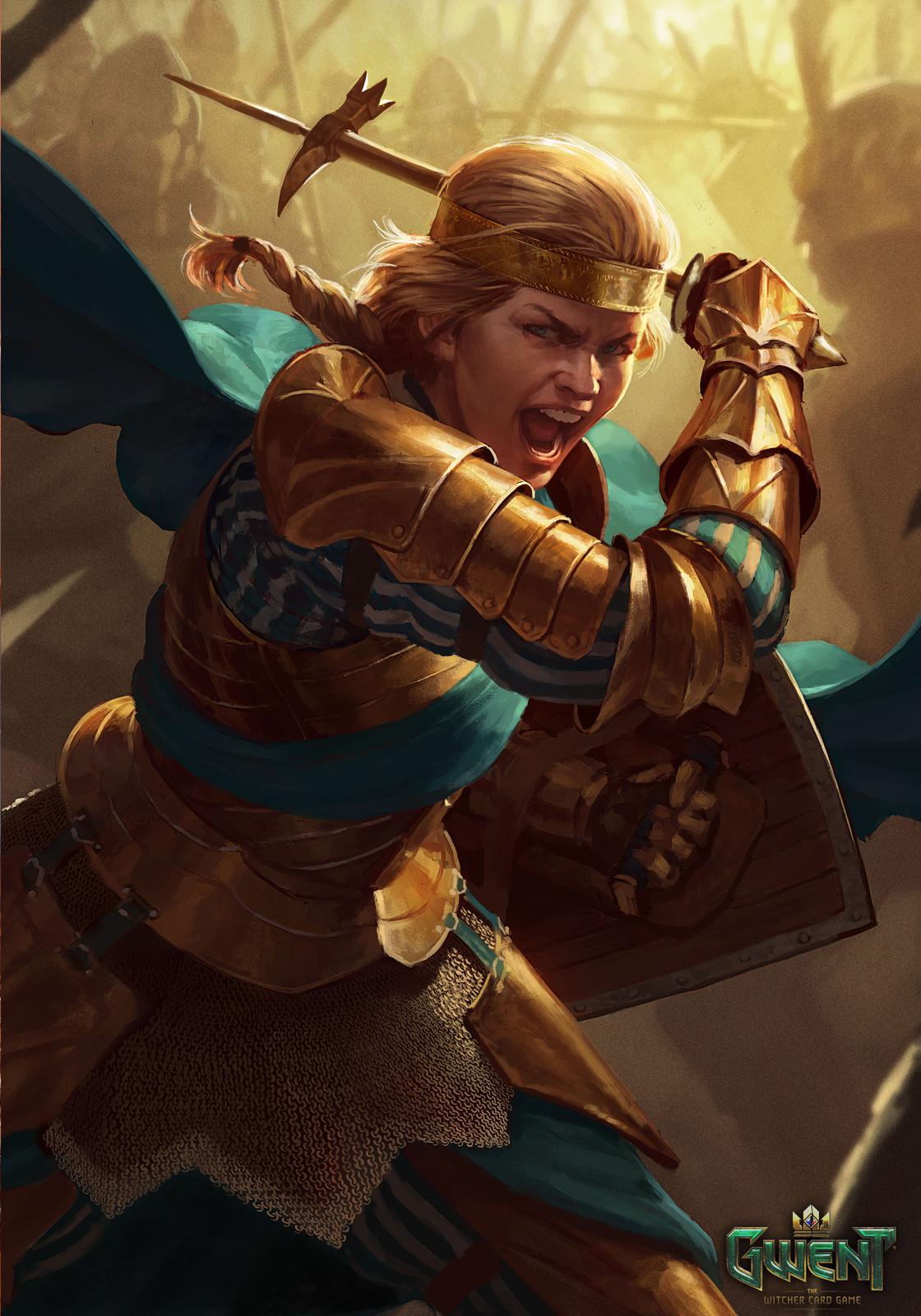 Meve- Warhammer