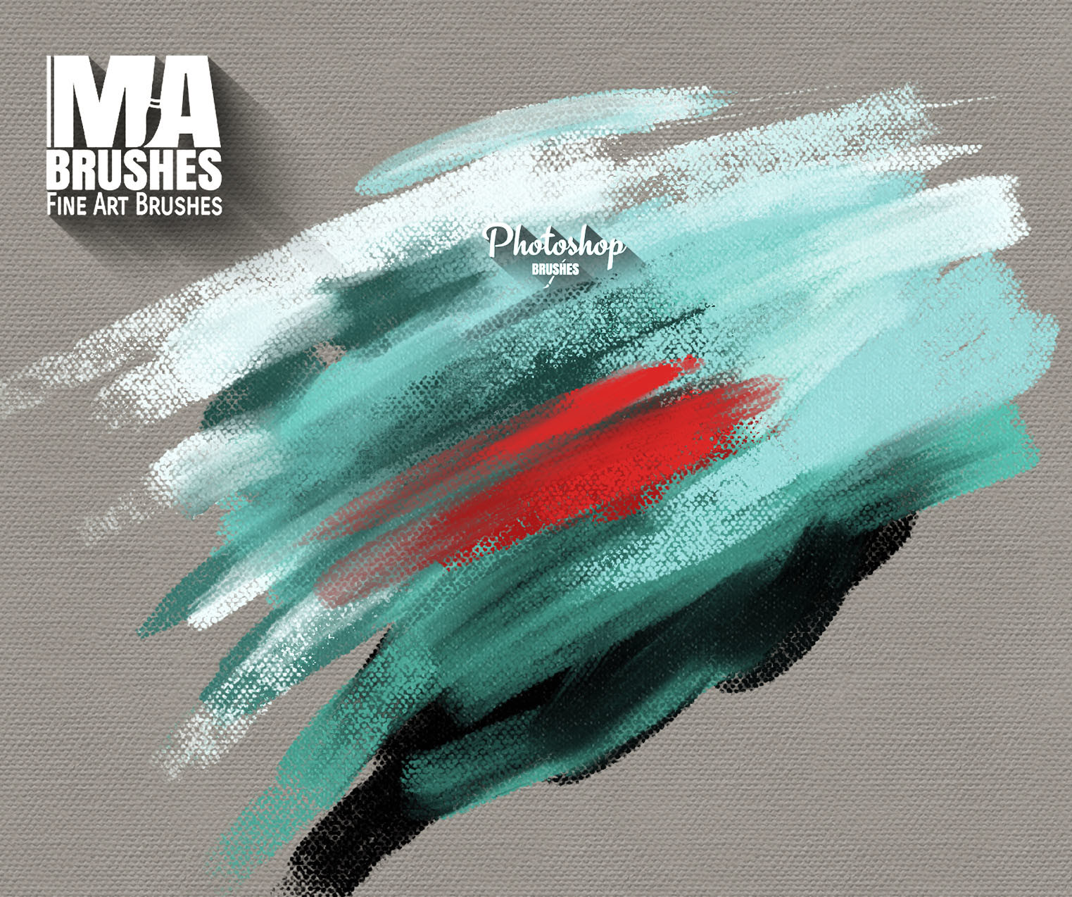 Concept Art and Photoshop Brushes - MA-Brushes MaxRealistic
