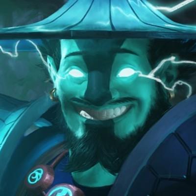 Jihun lee character storm spirit
