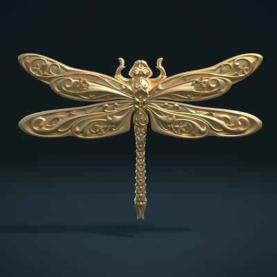 Alexander volynov dragonfly g cycles 0001