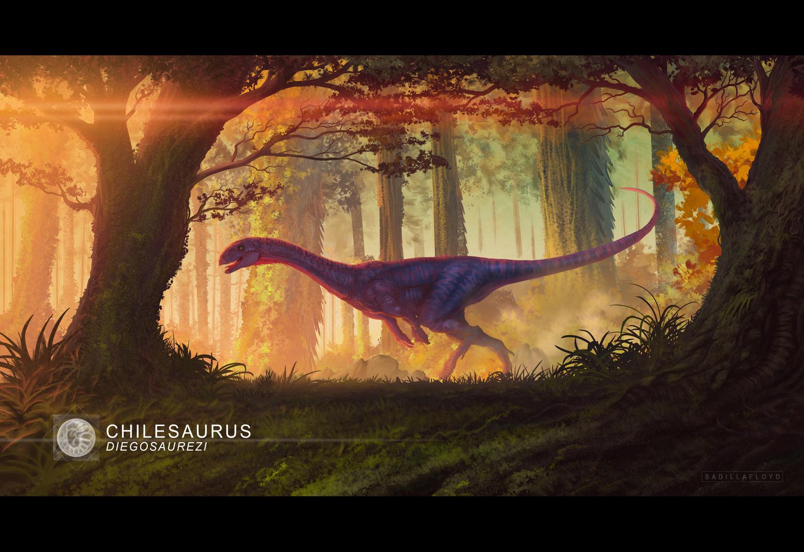 Chilesaurus Diegosaurezi