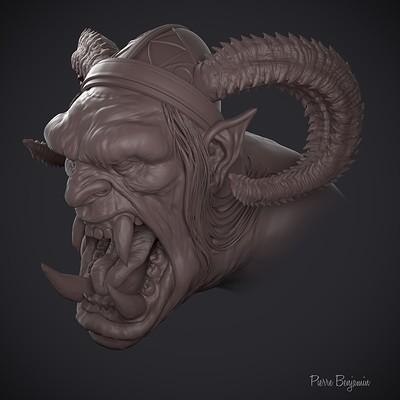 3D print Orc