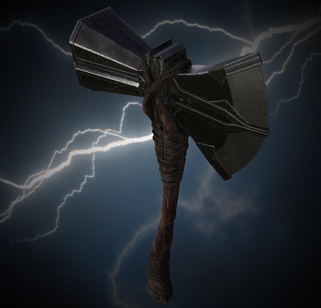 The Stormbreaker