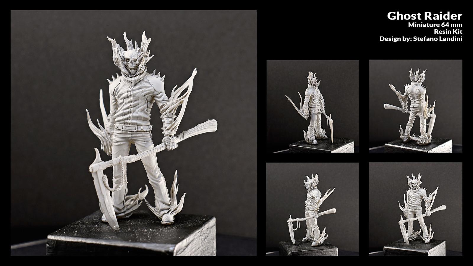 3D Print 64mm