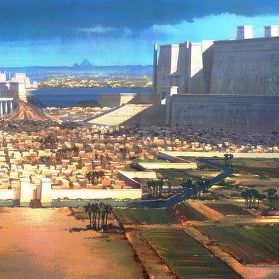 Nathan fowkes egypt