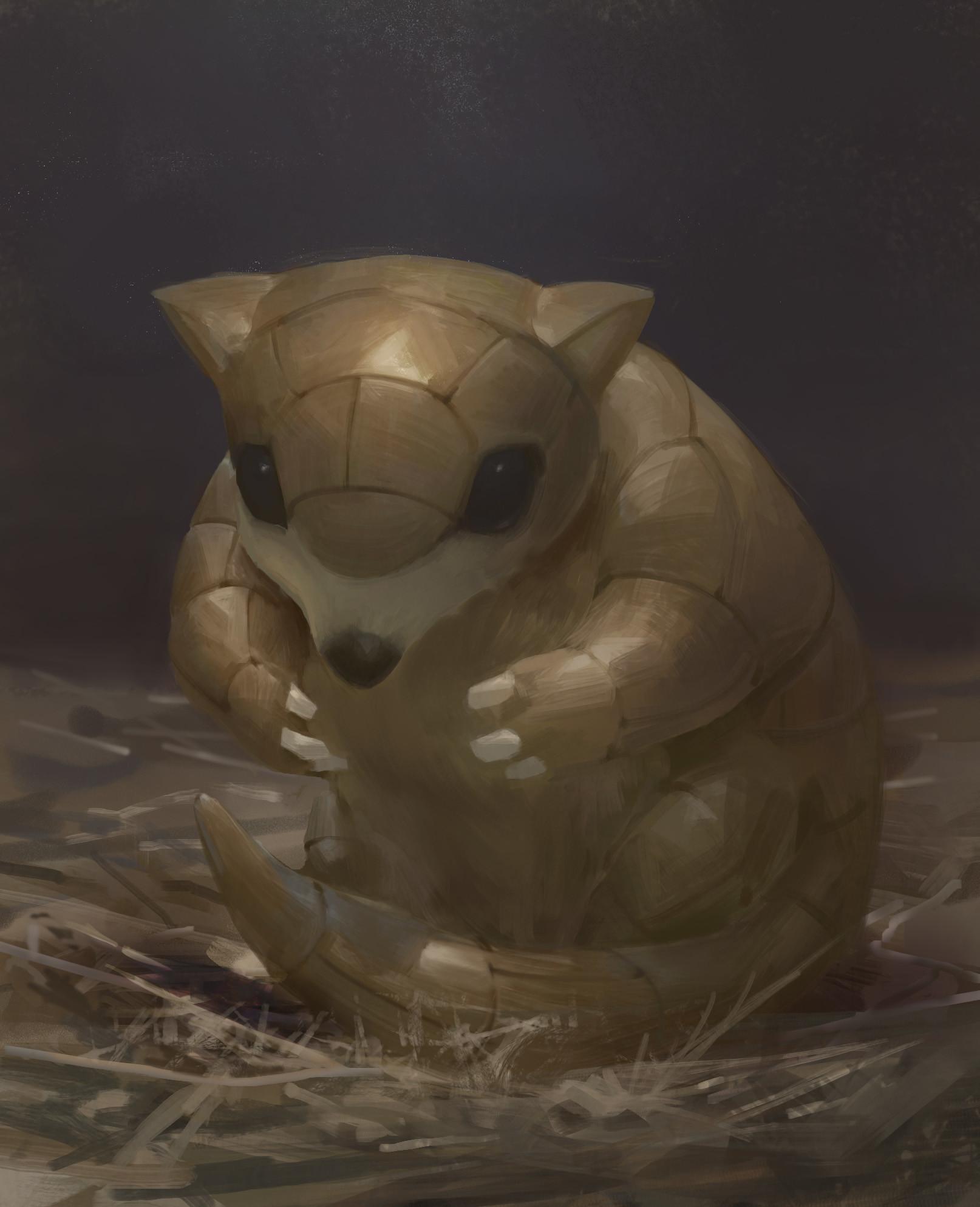 Artur treffner sandshrew