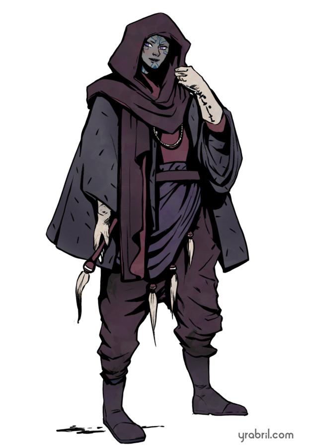 Ovega - Goliath wizard