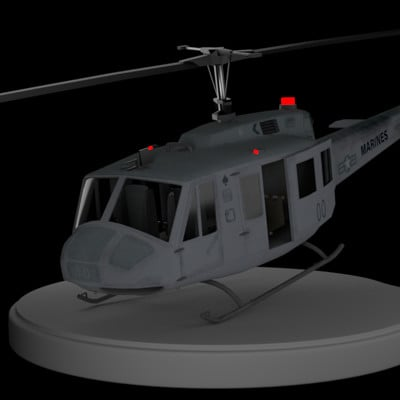 Robert bunnell helicopter