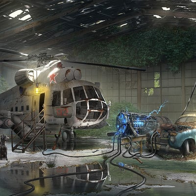Danny kundzinsh abandoned hanger final