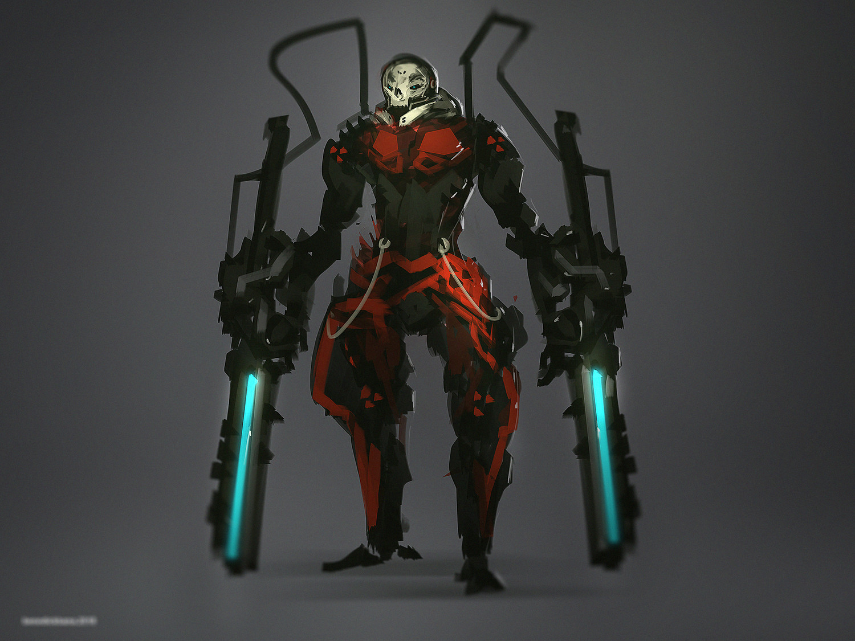 "Skull Soldier Unit ""DeadFist"""